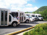 Summers County Council on Aging Buses