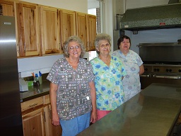 Kitchen Staff at Summers County Council on Aging