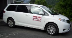 New van Summers County Council on Aging